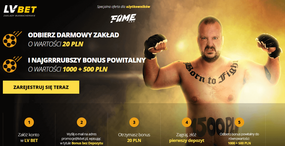 Jak obstawiać walki na FAME MMA? - FIGHTWAY.PL
